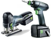 FESTOOL T 18+3 - PSC 420 Plus
